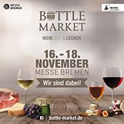 Bottle Market - Wir sind dabei!