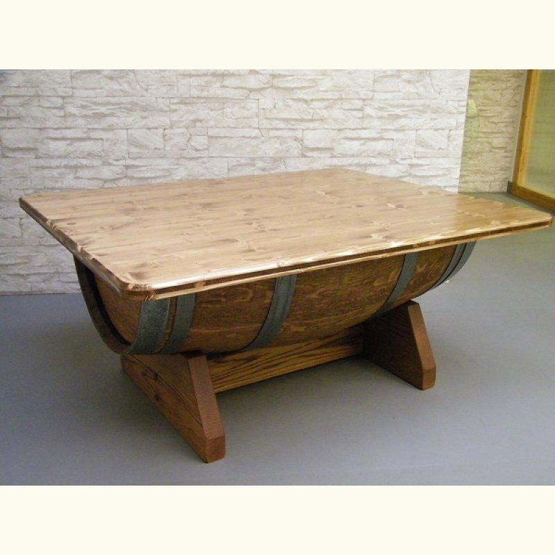 Fassmobel Tisch Aus Gebrauchten Barrique Weinfass Kaufen Escher S