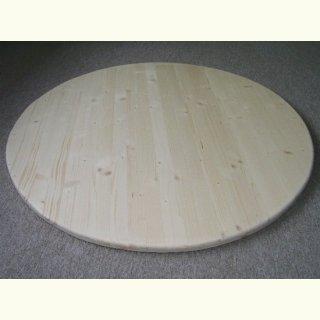 Holz Tischplatte Rund 60cm Online Kaufen Eschers Fassmöbel Ihr